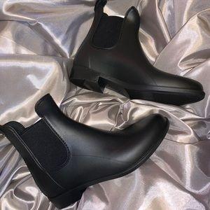 BNWOB Sam Edelman Chelsea Rain Boot (Tinsley)